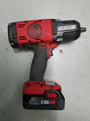 Chicago Pneumatic 1/2 in High Torque Impact for Sale in Kapolei, HI