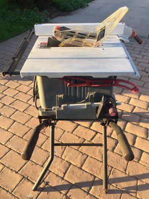 Craftsman table saw for Sale in El Cajon, CA