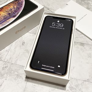 iPhone XS Max 256gb Gold Unlocked for Sale in Mountain View, CA