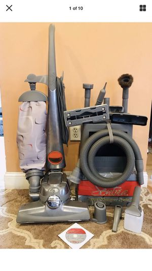 Kirby Sentria Vacuum Cleaner W/Attachments & Shampooer for Sale in Raymond, NH