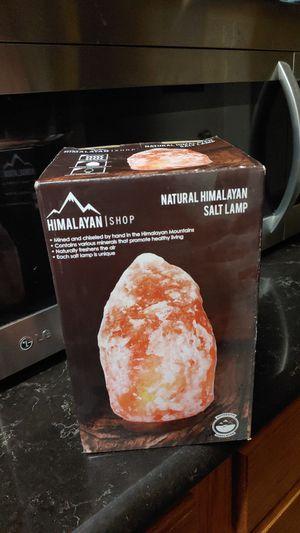 Himalayan Salt Lamp for Sale in Aloma, FL