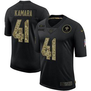 7595 Saints Alvin Kamara Jersey 41 for Sale in Dublin, CA