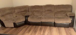 Brown Recliner Couches for Sale in Alexandria, VA