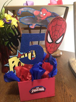 Spider-Man decorations for Sale in Fresno, CA