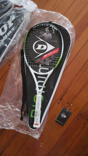 Dunlop biomimetic tennis racket, stringed, brand new for Sale in TEMPLE TERR, FL