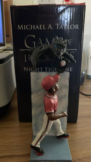 Washington Nationals Michael A. Taylor Game of Thrones Figure for Sale in Fort Belvoir, VA