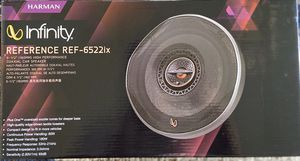 "Infinity Reference 6.5"" Speakers BRAND NEW IN BOX for Sale in Corpus Christi, TX"