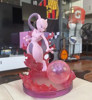 Incredible Perfect Mewtwo Shadow Ball Pokemon Statue Figure Model | Game Boy for Sale in Miami Beach, FL