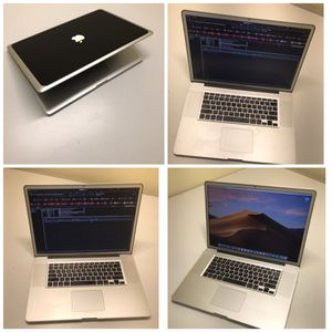 "1TB, 8GB Ram*1000GB *Macbook Pro 17"" OS-2015, DJ Serato installed , Good condition new Fresh software, icloud unlocked, Ready for use. for Sale in Queens, NY"