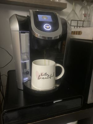 Keurig 2.0 k425 plus stainless steel for Sale in Montebello, CA