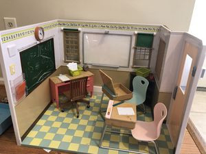 Our Generation School House $50 (new priced $140) for Sale in Manassas, VA
