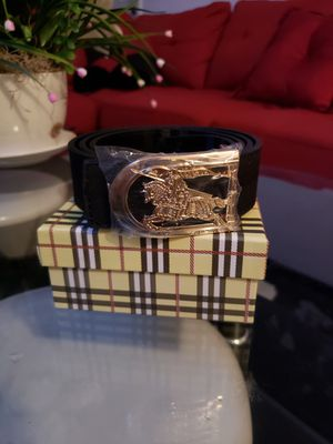 Belt sinturon nuevo new Burberry for Sale in Silver Spring, MD