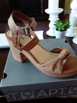 Tan heels for Sale in Westminster, CO