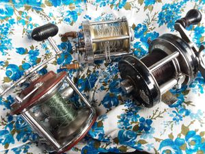 Vintage collectible fishing reels for Sale in Longview, WA