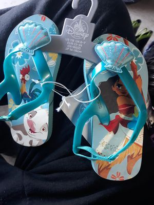 Moana sandals for Sale in Fresno, CA