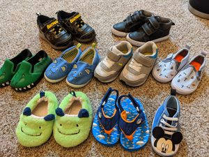 Baby and toddler Shoe lot for Sale in Phoenix, AZ