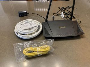 ASUS RT-AX560U Dual Band Router for Sale in Los Angeles, CA