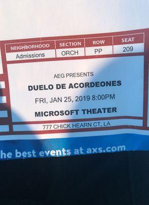 Concert Tickets for Sale in Santa Monica, CA