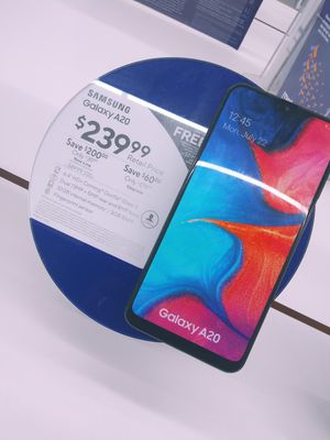 Metro By T-Mobile A20 Samsung for Sale in San Antonio, TX