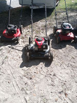 Mower Sale for Sale in Dade City, FL