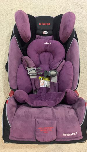 Diono RadianRXT Convertible+Booster Car Seats for Sale in Glendale, CA