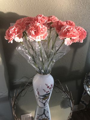Faux carnation for Sale in Santa Ana, CA