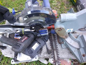 Saw, drill, trimmer for Sale in Jacksonville, FL