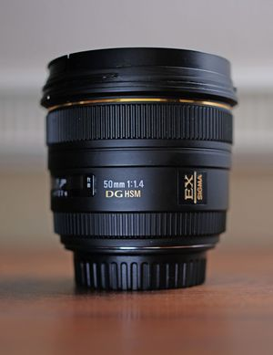 Sigma 50mm 1.4 for canon for Sale in Chino, CA