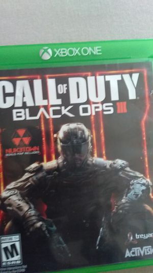 Call of duty black ops for Sale in Austin, MN