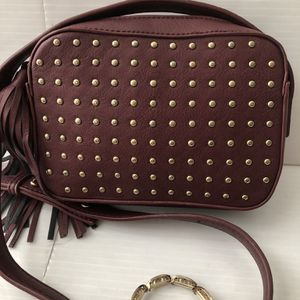 Red Studded Purse for Sale in West Palm Beach, FL