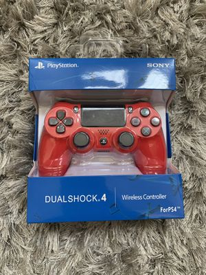 Ps4 controller New RED for Sale in Irvine, CA