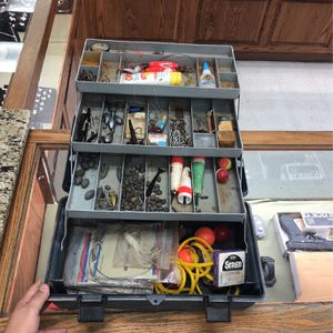 Large Flambeau Tackle Box for Sale in San Antonio, TX