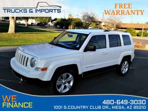 2013 Jeep Patriot for Sale in Mesa, AZ