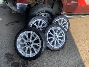 17inch rims for Sale in New Haven, CT