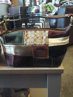 Xmas edition coach purses for Sale in Austin, TX