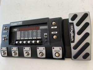 Digitech RP500 Electric guitar pedalboard effects processor for Sale in Seattle, WA