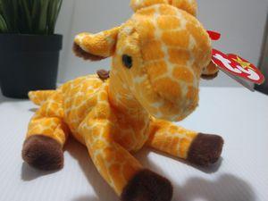 Ty Beanie Babies Twigs Giraffe 1995 for Sale in Murray, UT