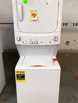GE Dryer and Washer 5Z for Sale in El Paso, TX