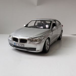 NEW Large BMW 5 Series GT SUV 535i Luxury Car Toy Diecast Metal Model Scale 1/24 1:24 124 German Auto for Sale in Trenton, NJ