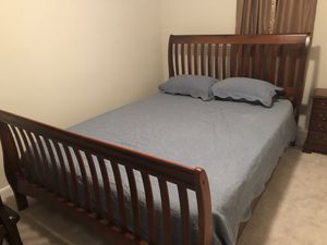Queen bed frame for Sale in Frederick, MD