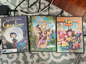 Kids movies on DVD for Sale in Artesia, CA