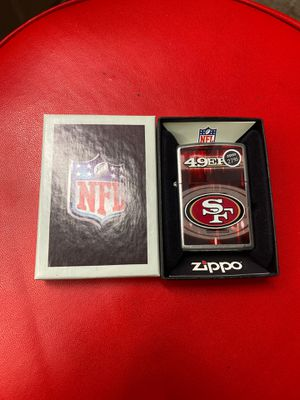 NFL 49ers Zippo Ligther for Sale in North Las Vegas, NV