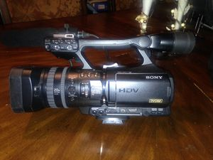 Sony HVR-V1U HD professional Camcorder for Sale in Winchester, MA