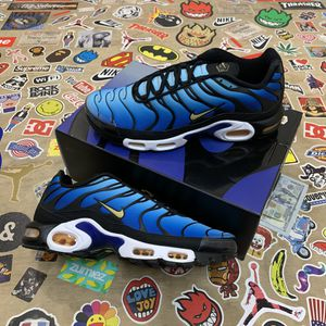"Nike Air Max Plus ""Hyper Blue"" (Size 11) for Sale in Gaithersburg, MD"