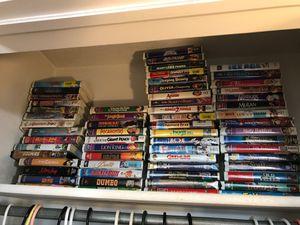 VHS tapes for Sale in Denver, CO