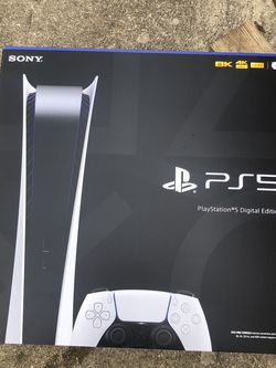 Brand new PlayStation 5 ps5 digital edition Brand new for Sale in Rockville,  MD