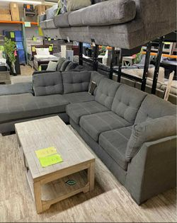 🤞🤞$39 Down Payment. 👈 LAF Sectional 🚙IN STOCK SAME DAY DELIVERY for Sale in Washington,  DC