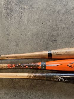 Bbcor, Wood, And -5 Bats For Sale for Sale in Chula Vista,  CA