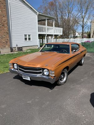 1971 Chevy Malibu for Sale in Wolcott, CT