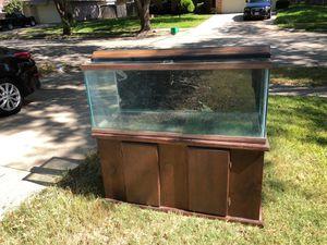 Saltwater aquarium set up for Sale in Grand Prairie, TX